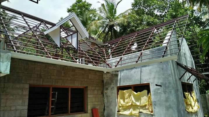 Truss roof cost in kerala aurora roofing contractors for How much does a roof truss cost