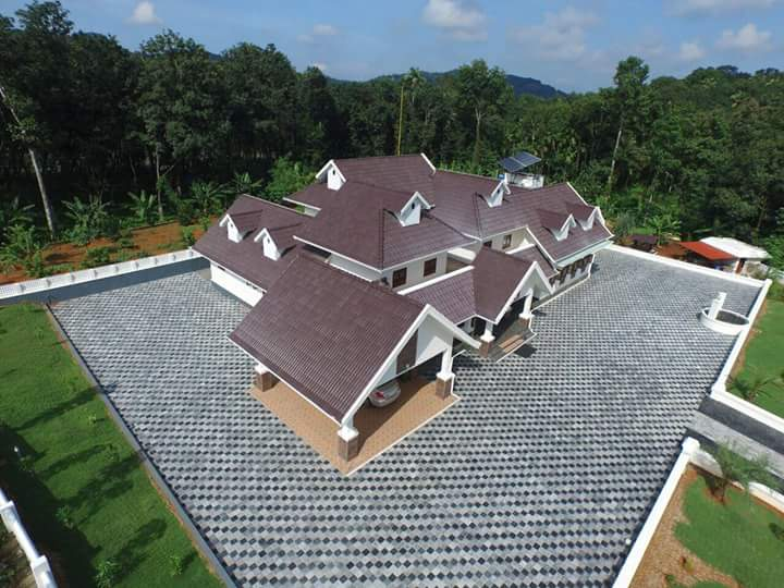Yesyesroofs Truss Work In Kerala Roofing